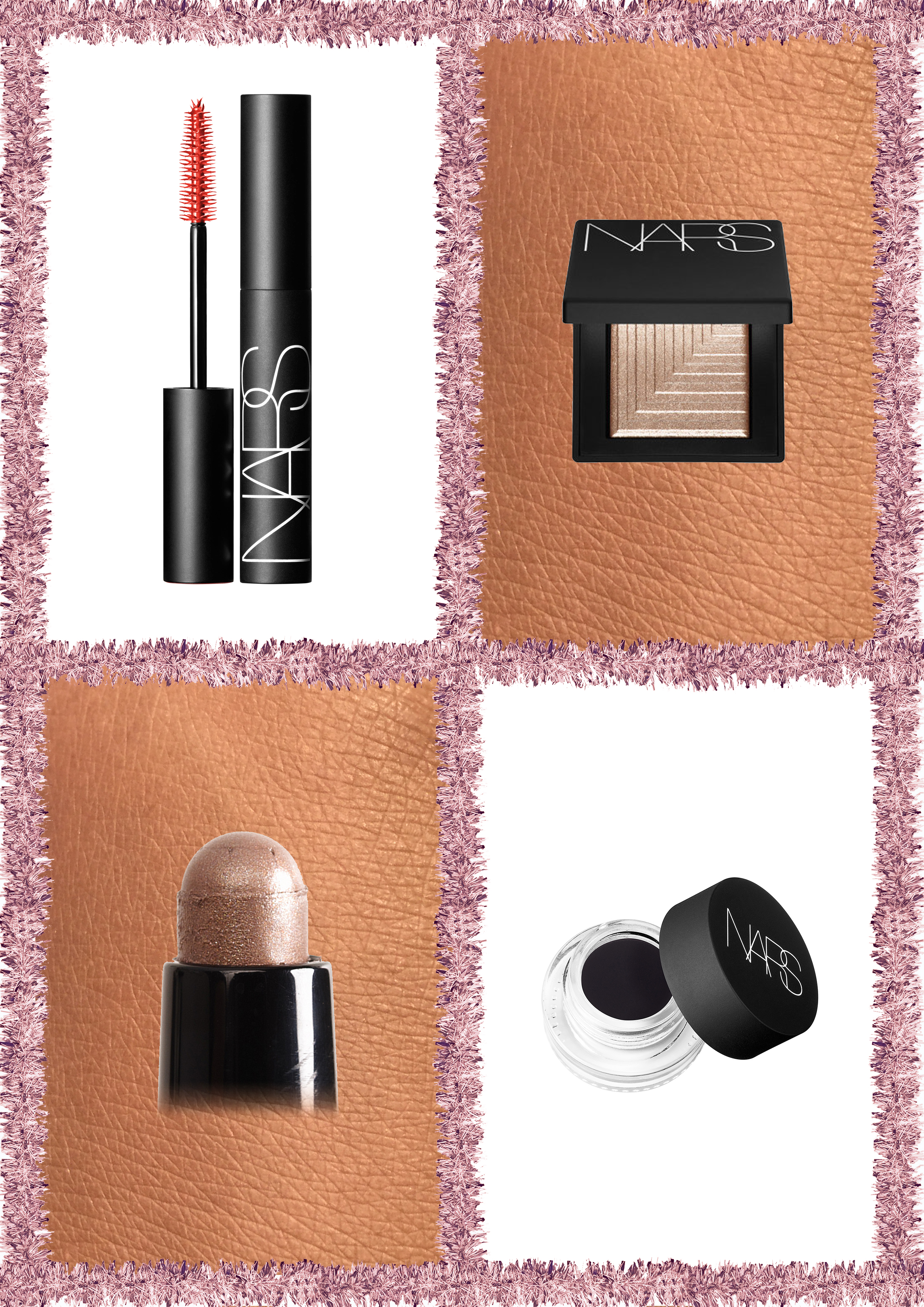 JEWEL TONES NARS CHRISTMAS EYE LOOK PRODUCTS